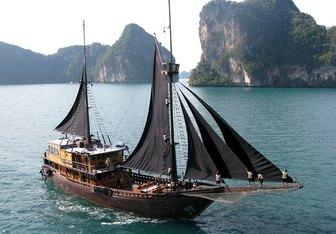 El Aleph Yacht Charter in Vietnam