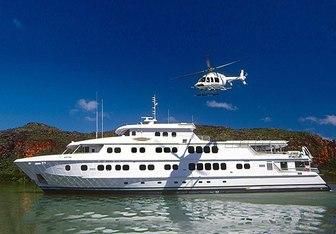 True North yacht charter Image Marine Motor Yacht