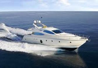 Nellmare yacht charter Aicon Motor Yacht