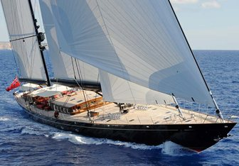 Marie Yacht Charter in St Barts