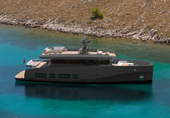 WallyKokoNut yacht charter Wally Motor Yacht
