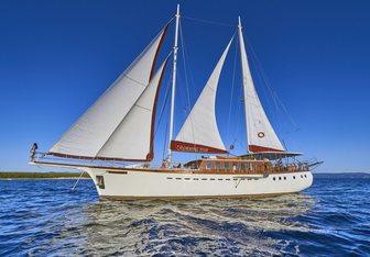Morning Star Yacht Charter in Mljet
