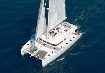 Crocodile Daddy yacht charter CNB Sail Yacht