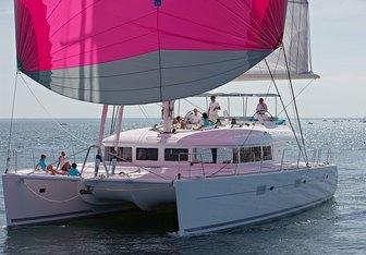 Enigma yacht charter Lagoon Motor/Sailer Yacht
