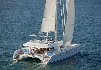 GO FREE II yacht charter CNB Sail Yacht