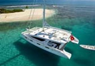 Kings Ransom yacht charter Matrix Yachts Motor/Sailer Yacht