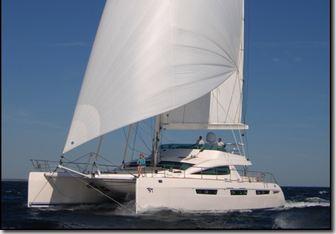 Sur L'eau charter yacht exterior designed by Marc Lombard