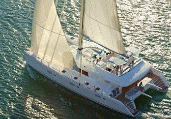 Foxy Lady yacht charter Lagoon Sail Yacht