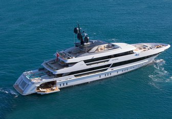 Lady Lena yacht charter Sanlorenzo Motor Yacht