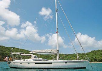 Anahita Yacht Charter in Greece