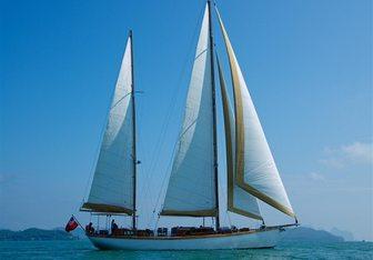 Aventure Yacht Charter in Myanmar (Burma)