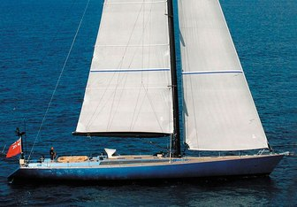 Wally One yacht charter Sangermani Sail Yacht