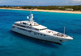 Apogee Yacht Charter in Spain