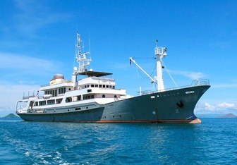 Salila Yacht Charter in South East Asia