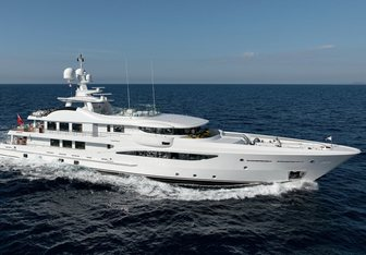 La Mirage yacht charter Amels Motor Yacht