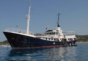 Drenec Yacht Charter in Myanmar (Burma)