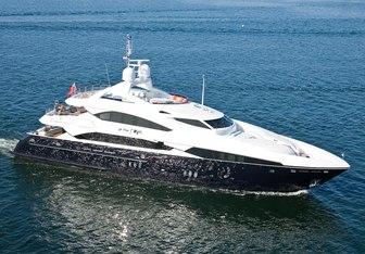 Nancy-Jean Yacht Charter in Sydney