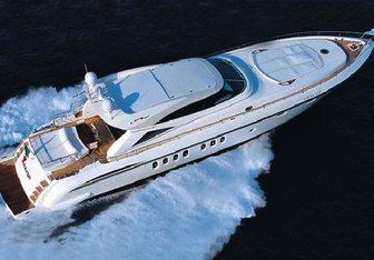 Amir III yacht charter Alalunga Motor Yacht