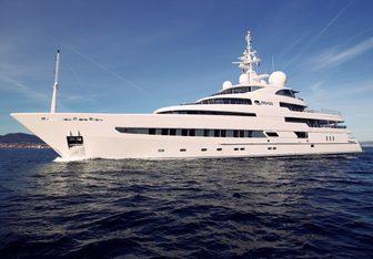 Naia Yacht Charter in Spain