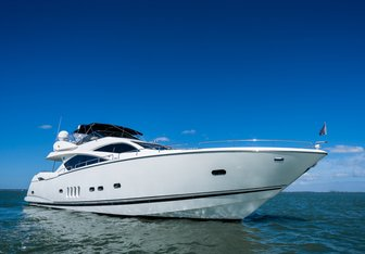 Chess yacht charter Sunseeker Motor Yacht