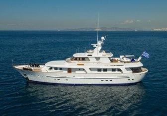 Suncoco yacht charter Lowland Yachts Motor Yacht