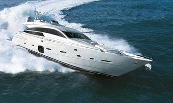 Doris V yacht charter lifestyle