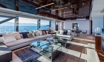 Elysium I yacht charter lifestyle