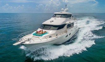 Andiamo yacht charter Symbol Motor Yacht