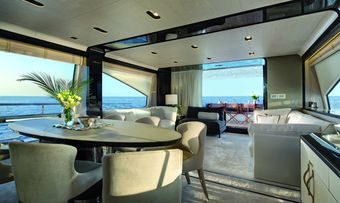 North Star yacht charter lifestyle