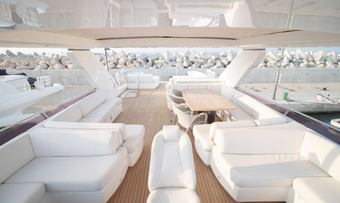 Allure yacht charter lifestyle