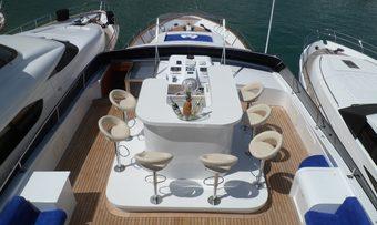 Lady Tatiana yacht charter lifestyle