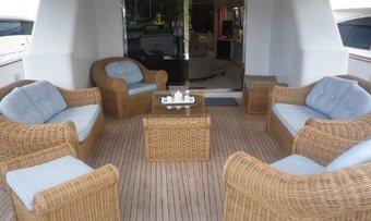 Axella yacht charter lifestyle