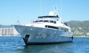 Marazul yacht charter Poole Chaffee Motor Yacht