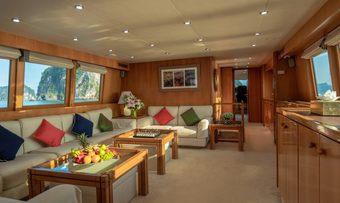 Ajao yacht charter lifestyle