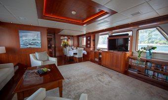 Cornelia yacht charter lifestyle