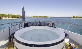 Asha yacht charter lifestyle