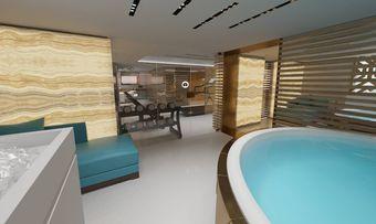 La Datcha yacht charter lifestyle