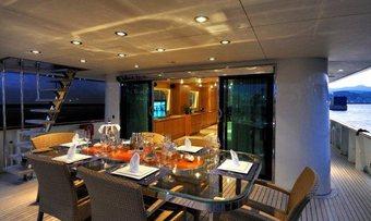 Mastiff yacht charter lifestyle