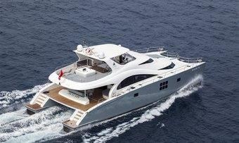 Skylark yacht charter lifestyle