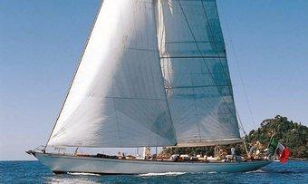 Whitefin yacht charter Renaissance Yachts Sail Yacht