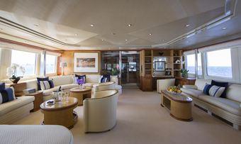 Azul V yacht charter lifestyle