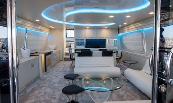 Johnny Handsome yacht charter lifestyle