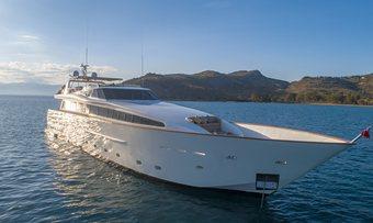 Aquila yacht charter Fratelli D'Amato Motor Yacht