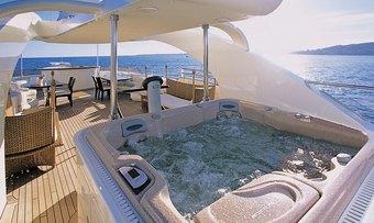 Ledra yacht charter lifestyle