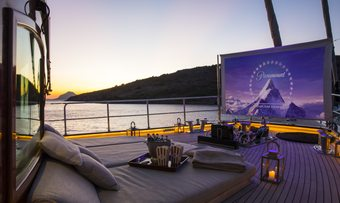 Satori yacht charter lifestyle