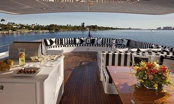 Milos at Sea yacht charter lifestyle