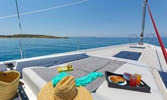 Nadamas yacht charter lifestyle