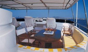 Tivoli yacht charter lifestyle