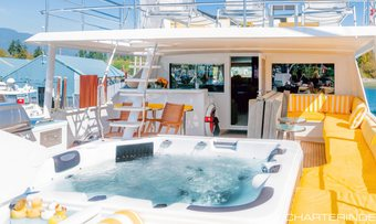 Sovereign Lady yacht charter lifestyle