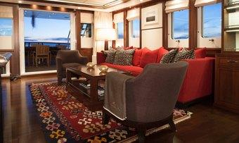 Ice Lady yacht charter lifestyle